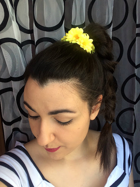 Easy Everyday Spring Hairstyles | www.bubblybeauty135.com