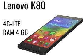 Daftar Harga Lenovo K80 Terbaru 2016 Dan Spesifikasinya