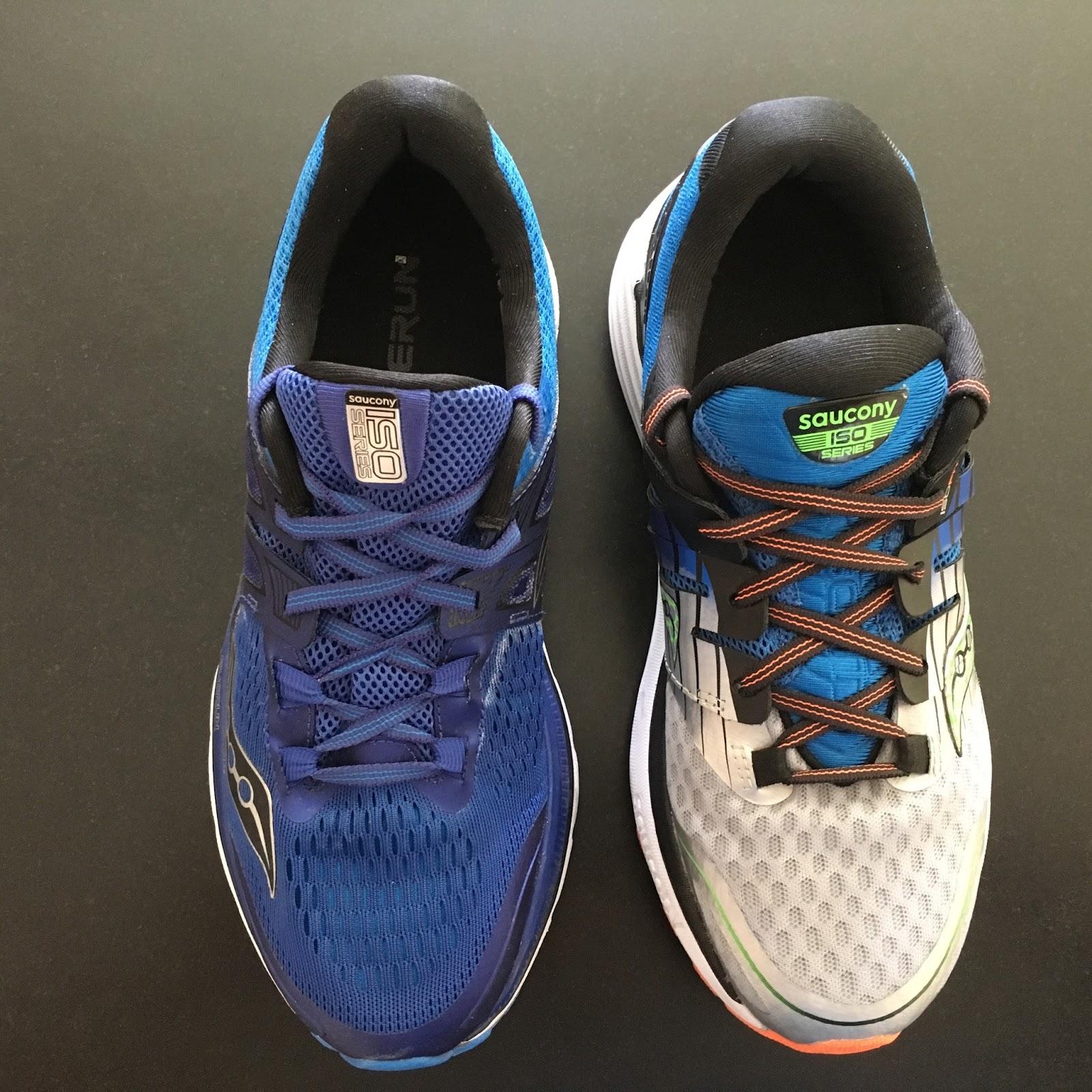 lepszy najlepsze buty wykwintny styl Road Trail Run: Review Saucony Triumph ISO 3, Comparison to ...