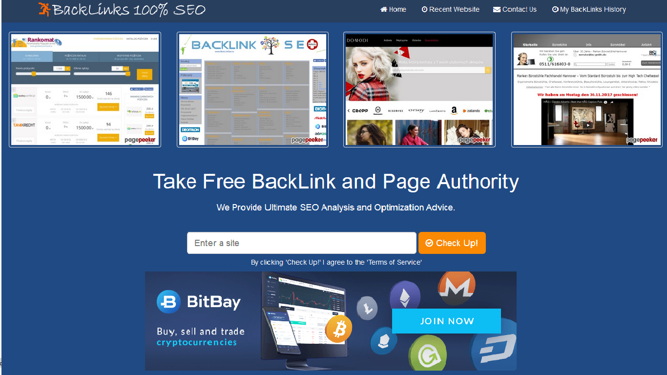 Back Links SEO 100%