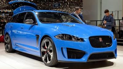 Jaguar XF Exterior