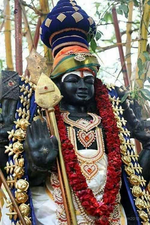 Muruga Kanda Shasti Festival