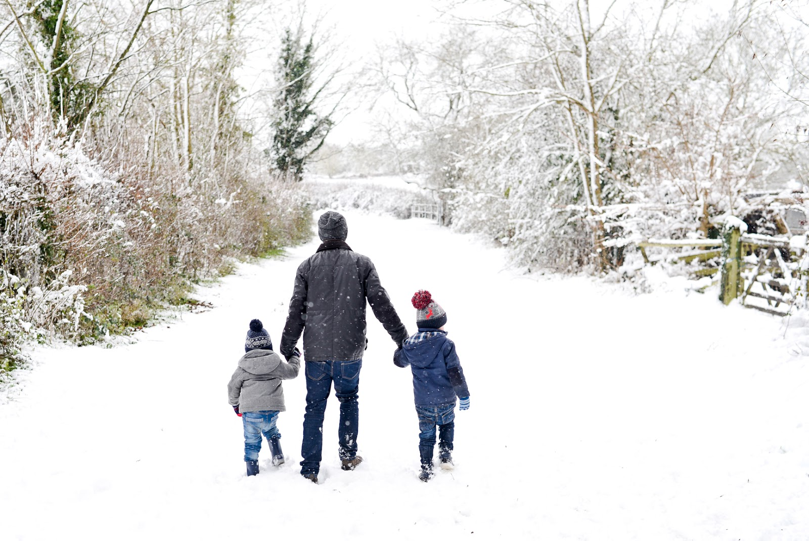 So Much Snow! - A Snow Day In December - Bump to Baby & Beyond Blog ...