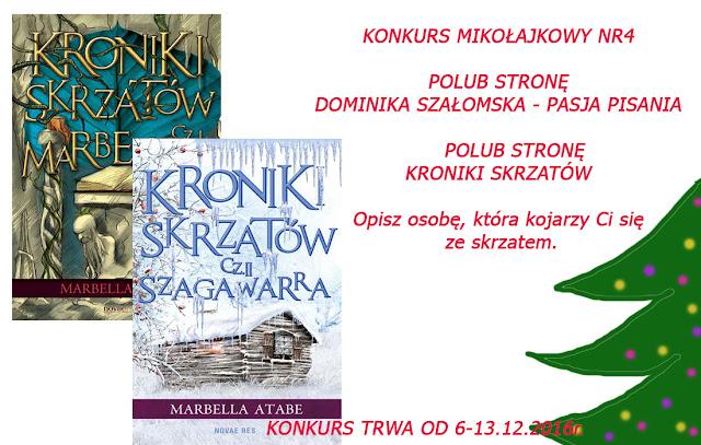 Konkurs Mikołajkowy #NR4