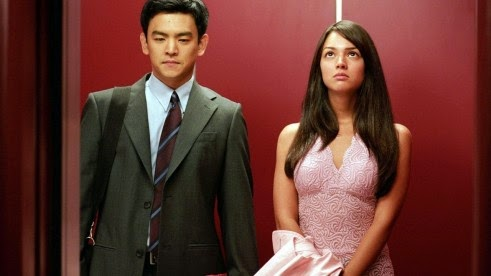 paula garces harold and kumar elevator harold and kumar 663102508 - Top 5 things not to do in the elevator