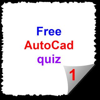 free autocad test