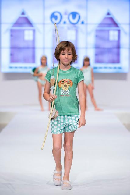 Verano José Varón Baño Moda Niños