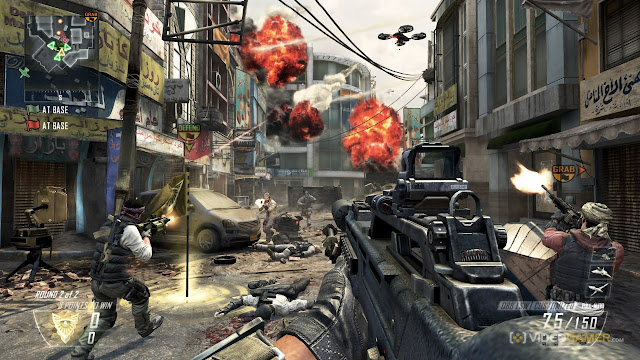 Call of Duty Black Ops II PC Free Download Screenshot 2