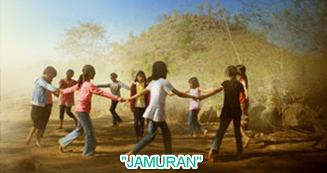 Permainan Jamuran