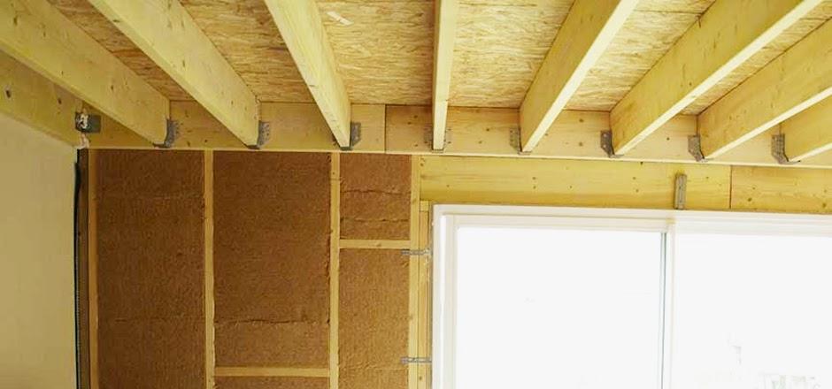 extension en ossature bois au 303 home deco. Black Bedroom Furniture Sets. Home Design Ideas