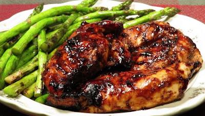 Chicken-Vinegar