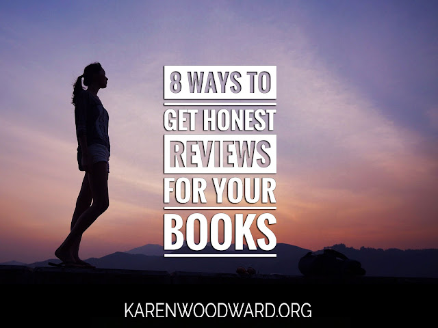 8 Ways to Get Honest Reviews for Your Books