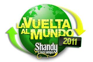 SHANDY COMIENZA SU VUELTA AL MUNDO EN NUEVA DELHI. 3
