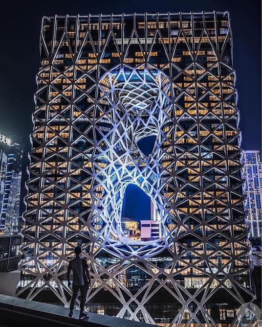 The Morpheus ở Macau