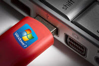 Cara Instal Windows 7 menggunakan Flashdisk