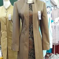 Model Baju Dinas Guru Wanita Terpopuler