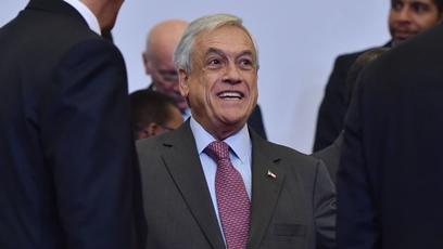 Presidente Piñera ofreció a Colombia que Chile sea sede de diálogos de Paz con el ELN
