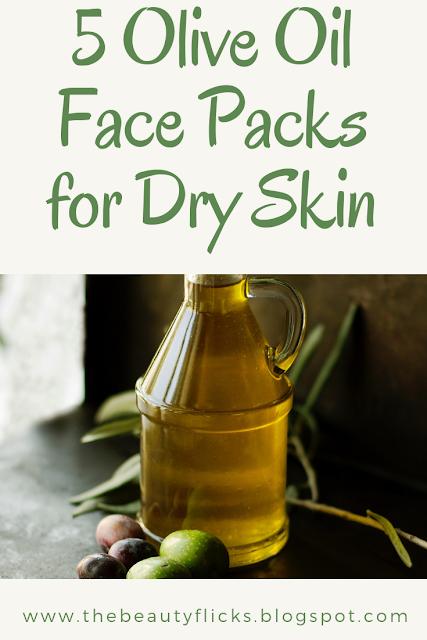 5 Olive Oil Face Packs for Dry Skin