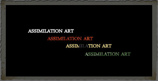 Learn about the Assimilation Art Movement and how its changing artistic perceptions