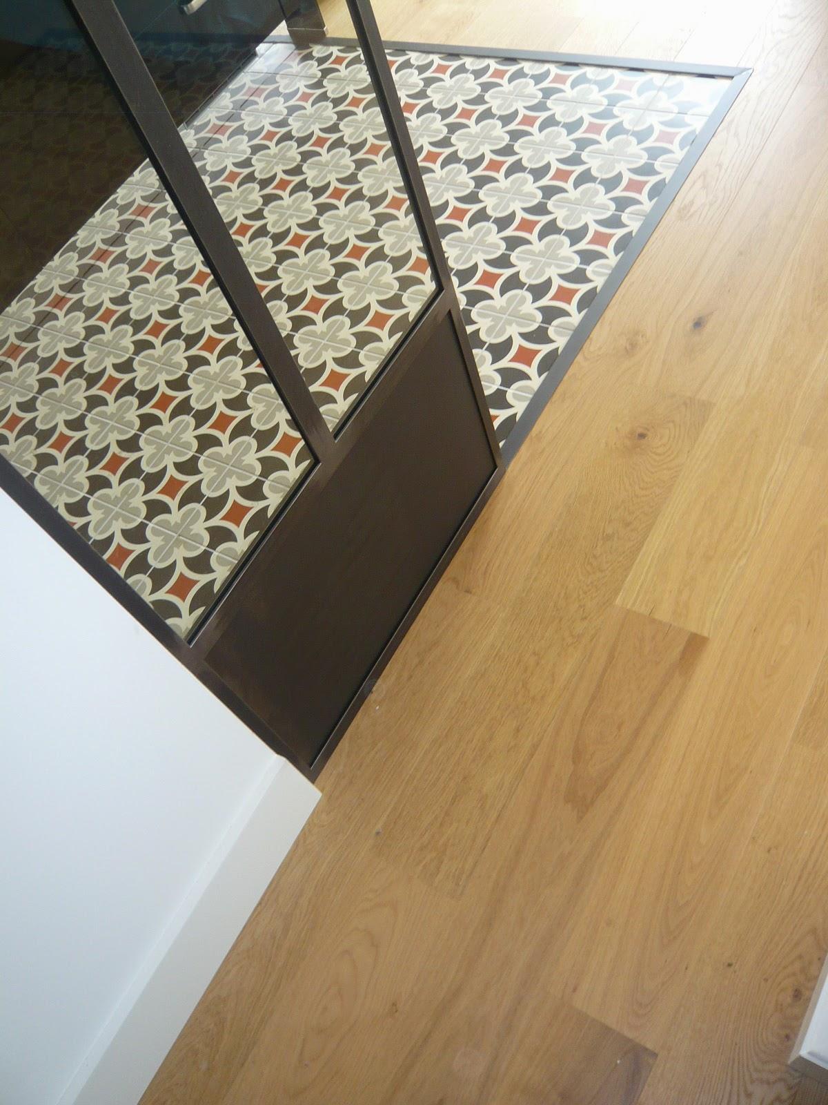 carrelage cuisine tomette. Black Bedroom Furniture Sets. Home Design Ideas