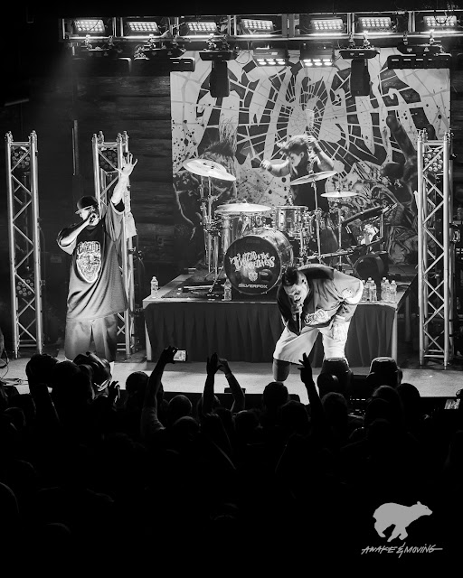 Twiztid perform at Come and Take It Live (formerly Grizzly Hall).