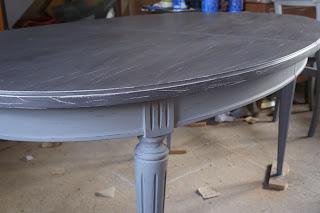 table-patinée-gris-foncé-nord