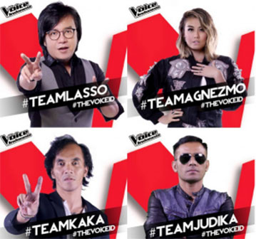 Battle Round The Voice Indonesia