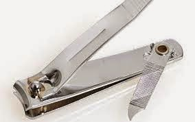 Angled Straight Wide Jaz Nail Clipper: