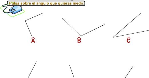 MIS COSAS DE MAESTRA*: MEDIR ÁNGULOS