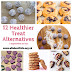 Healthier Treat Alternatives