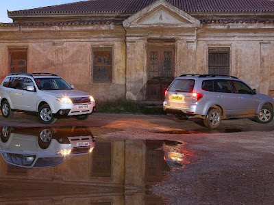 Subaru Forester Off Road Normal Resolution HD Wallpaper 7
