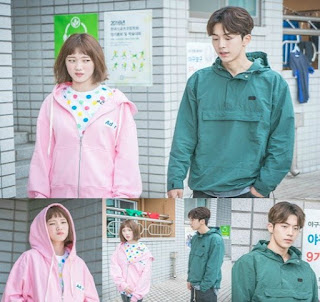 Lyric : Lee Jin Ah – Again Again Again (OST. Weightlifting Fairy Kim Bok Joo)
