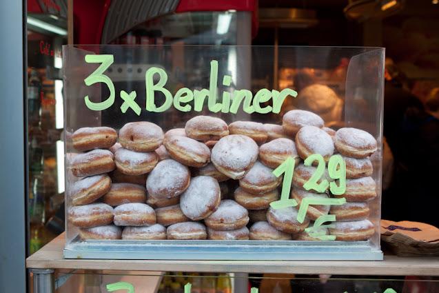 Mercato sulla Zeil-Francoforte