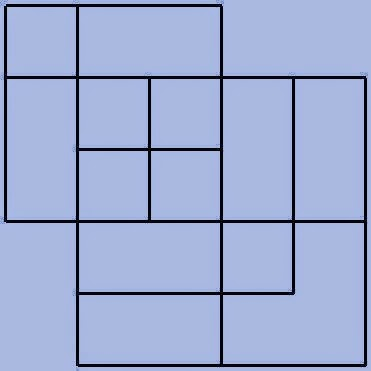 Count The Squares Riddle