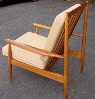 Nicole Wood Interiors: SOLD!! Mid Century Wood Lounge ...