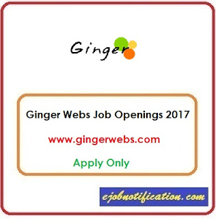 Software Engineer Openings at Ginger Webs Jobs in Noida Apply Online