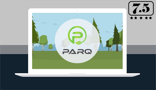 Parq Token (PARQ) ICO Review, Rating, Token Price