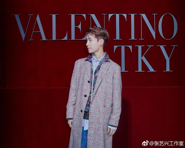 Zhang Yixing TKY
