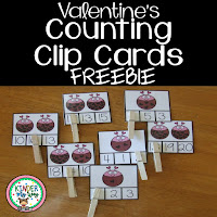 https://www.teacherspayteachers.com/Product/Valentines-Counting-Clip-Cards-FREEBIE-2987145