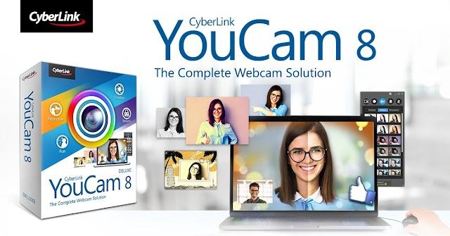 [Soft] CyberLink YouCam Deluxe 8.0.1411.0
