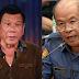 Lacson finds Duterte-Lascanas connection hard to believe