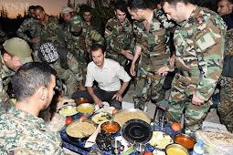 Berita Militer - Presiden Suriah Bashar al-Assad, Orang Terkuat di Jazirah Arab