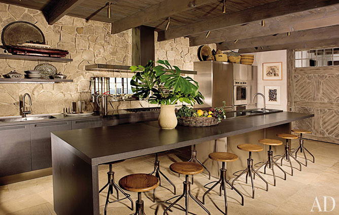 Madison muse rustic kitchens - Modern rustic kitchen cabinets ...