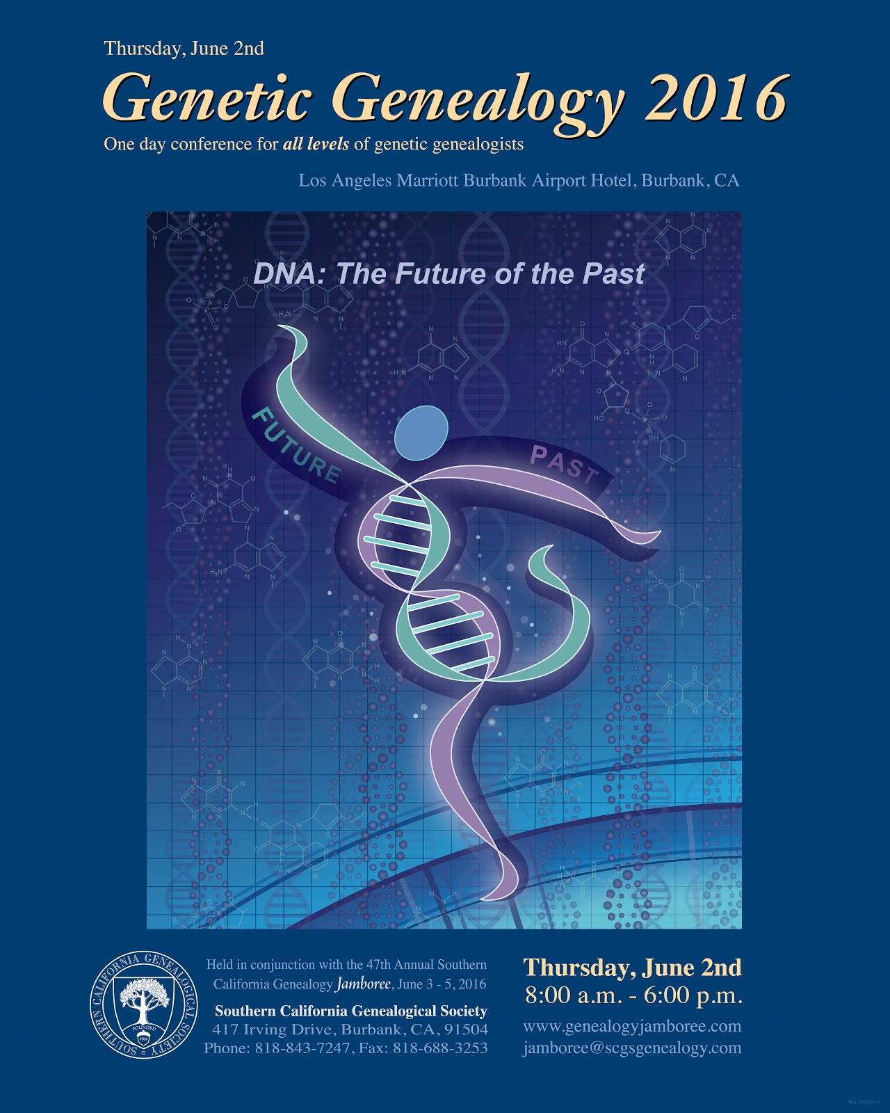 The Future of the Past: Genetic Genealogy 2016