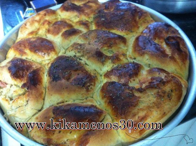 pão caseiro facil