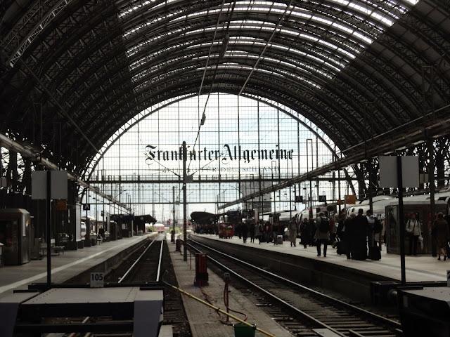 Frankfurt onde fica