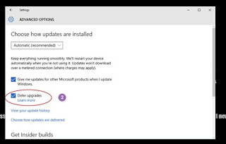 Cara Mematikan Automatic Update di Windows 10