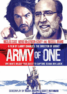 Army of One<br><span class='font12 dBlock'><i>(Army of One )</i></span>