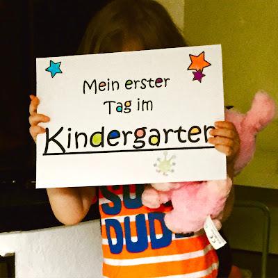 Vom Kindergartenkind zum Schulkind