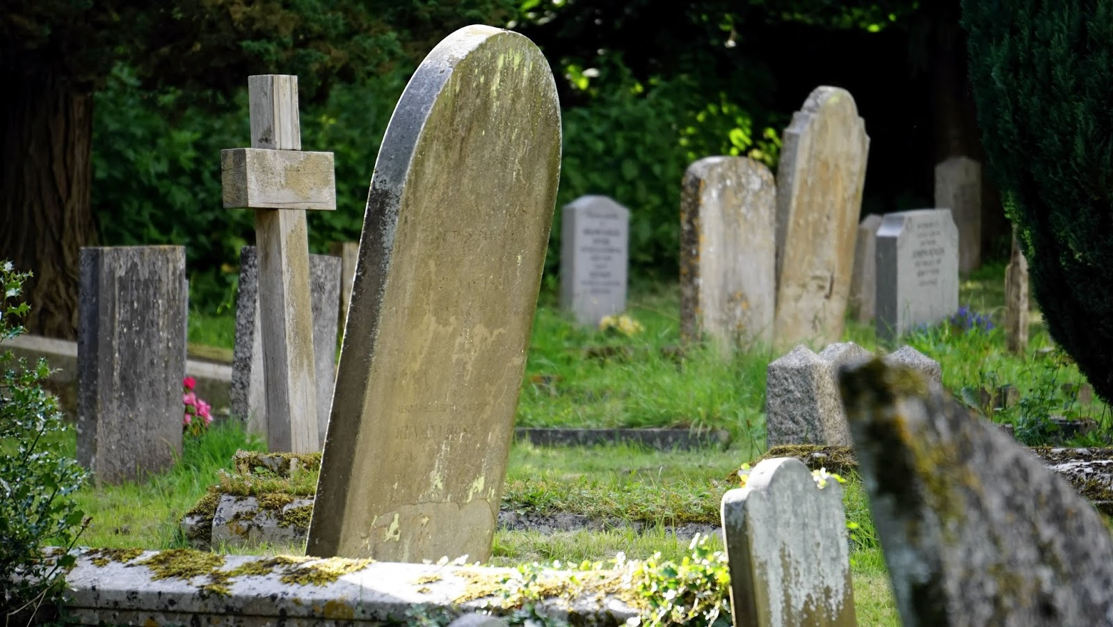 GOD WINKED AT SUCH IGNORANCE: Speaking to The Dead